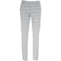 Textiel Dames Chino's NeroGiardini P960500D Zwart