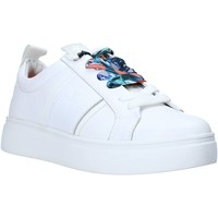 Schoenen Dames Lage sneakers Wrangler WL01600A Wit
