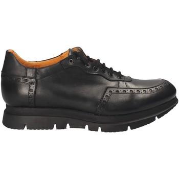Schoenen Heren Derby Rogers 351-69 Zwart