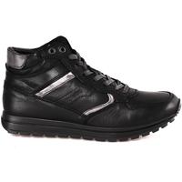 Schoenen Heren Hoge sneakers IgI&CO 2136500 Zwart