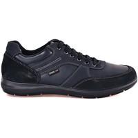 Schoenen Heren Lage sneakers Enval 2234622 Blauw