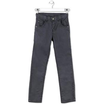 Textiel Kinderen 5 zakken broeken Losan 713 9015AA Grijs