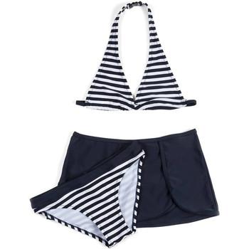 Textiel Meisjes Bikini's Losan 714 4009AB Blauw