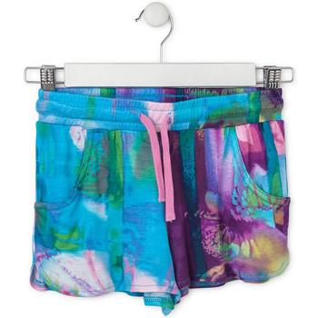 Textiel Meisjes Zwembroeken/ Zwemshorts Losan 714 6020AB Blauw