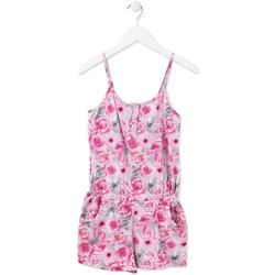 Textiel Meisjes Jumpsuites / Tuinbroeken Losan 714 7008AB Roze
