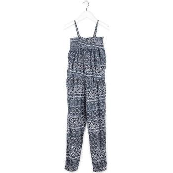 Textiel Meisjes Jumpsuites / Tuinbroeken Losan 714 7020AB Blauw