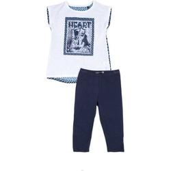 Textiel Meisjes Setjes Losan 714 8002AB Blauw