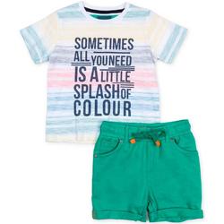 Textiel Kinderen Setjes Losan 715 8006AC Groen