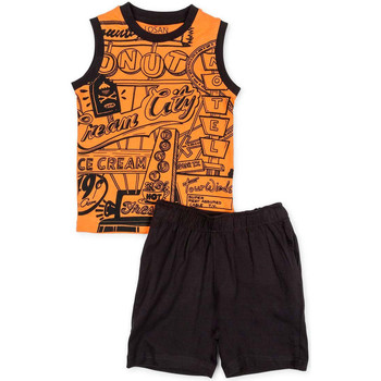 Textiel Jongens Setjes Losan 715 8043AC Oranje