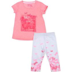 Textiel Meisjes Setjes Losan 716 8014AD Roze