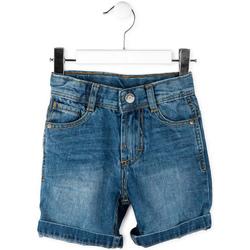 Textiel Jongens Korte broeken / Bermuda's Losan 715 9662AC Blauw