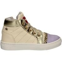 Schoenen Meisjes Hoge sneakers Melania ME1080B7E.B Roze