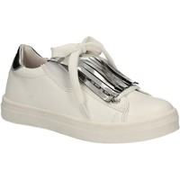 Schoenen Meisjes Lage sneakers Didiblu D-3526 Wit