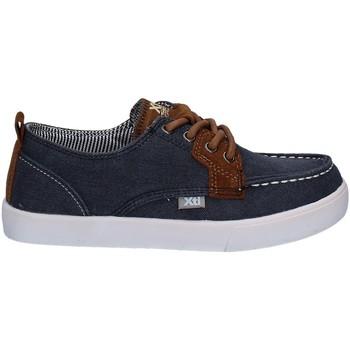 Schoenen Jongens Bootschoenen Xti 54932 Blauw