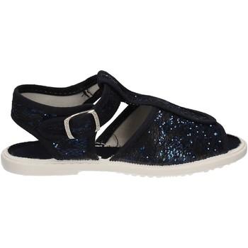 Schoenen Meisjes Sandalen / Open schoenen Lulu LI200008T Bleu