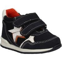 Schoenen Jongens Lage sneakers Melania ME1092B7E.G Bleu