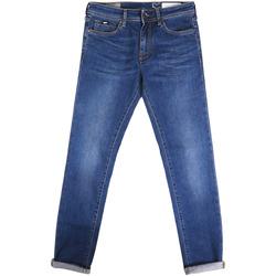 Textiel Heren Skinny jeans Gas 351177 Blauw