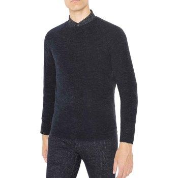 Textiel Heren Truien Antony Morato MMSW00762 YA400086 Zwart