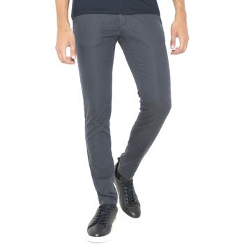 Textiel Heren Chino's Antony Morato MMTR00374 FA850025 Blauw