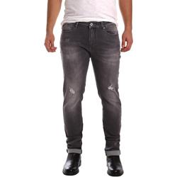 Textiel Heren Skinny jeans Gaudi 721FU26001 Zwart