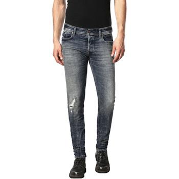 Textiel Heren Skinny jeans Diesel 00S7VG 084GN Blauw