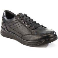Schoenen Heren Lage sneakers Lumberjack SM33904 001 B13 Zwart