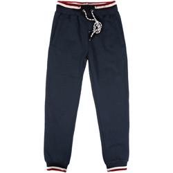Textiel Heren Trainingsbroeken Key Up SF24 0001 Blauw