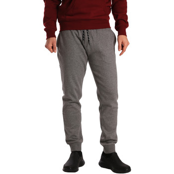 Textiel Heren Trainingsbroeken Key Up GV77 0001 Grijs
