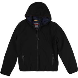 Textiel Heren Dons gevoerde jassen U.S Polo Assn. 43017 51919 Zwart