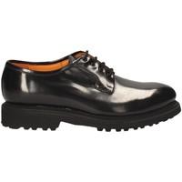 Schoenen Heren Derby Rogers 371-69 Zwart