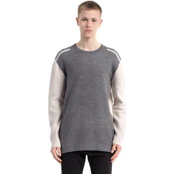 Textiel Heren Sweaters / Sweatshirts Calvin Klein Jeans J30J305475 Grijs