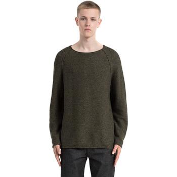 Textiel Heren Truien Calvin Klein Jeans J30J305476 Vert