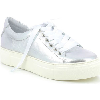 Schoenen Dames Lage sneakers Grunland SC3880 Grijs