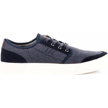Schoenen Heren Lage sneakers Lumberjack SM44405 001 N58 Blauw