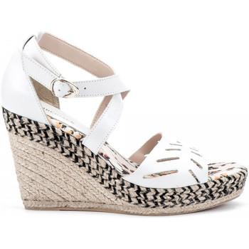 Schoenen Dames Sandalen / Open schoenen Lumberjack SW25506 003 P05 Wit