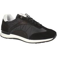Schoenen Heren Lage sneakers Exton 661 Zwart