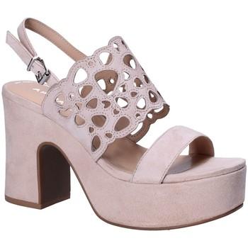 Schoenen Dames Sandalen / Open schoenen Apepazza GRC02 Roze