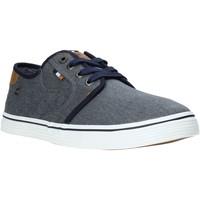 Schoenen Heren Lage sneakers Wrangler WM01040A Bleu