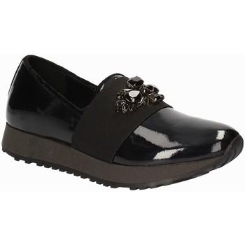 Schoenen Dames Instappers Apepazza MCT16 Zwart
