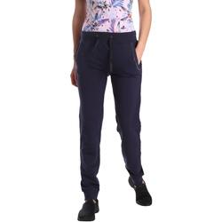 Textiel Dames Trainingsbroeken Key Up GE42 0001 Bleu