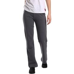 Textiel Dames Losse broeken / Harembroeken Key Up 549F 0001 Grijs