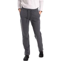 Textiel Dames Trainingsbroeken Key Up GE31 0001 Grijs