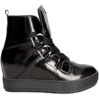Schoenen Dames Hoge sneakers Fornarina PI18MJ1071I000 Zwart