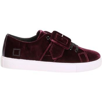 Schoenen Dames Lage sneakers Date W271-AB-VV-PU Paars