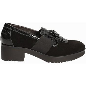 Schoenen Dames Mocassins Susimoda 875084 Zwart