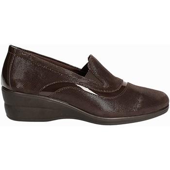 Schoenen Dames Mocassins Susimoda 871516 Bruin