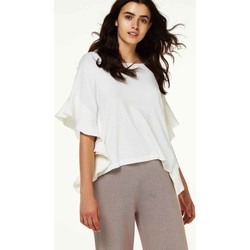 Textiel Dames Tops / Blousjes Liu Jo M67098MA99E Blanc