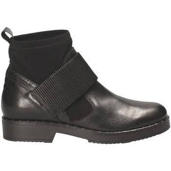 Schoenen Dames Enkellaarzen Mally 5887D Zwart