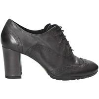 Schoenen Dames Derby Mally 5010S Grijs