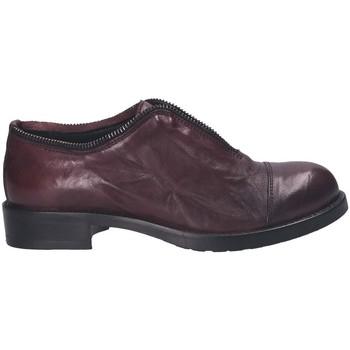 Schoenen Dames Derby Mally 5523 Rood